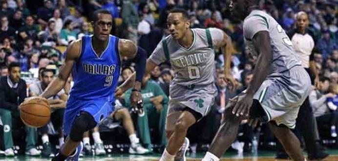 Rondo'lu Mavericks, Celtics'i yendi