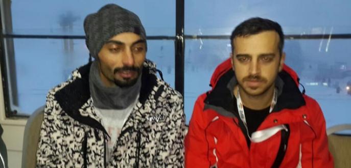 Uludağ'da kaybolan iki genç bulundu