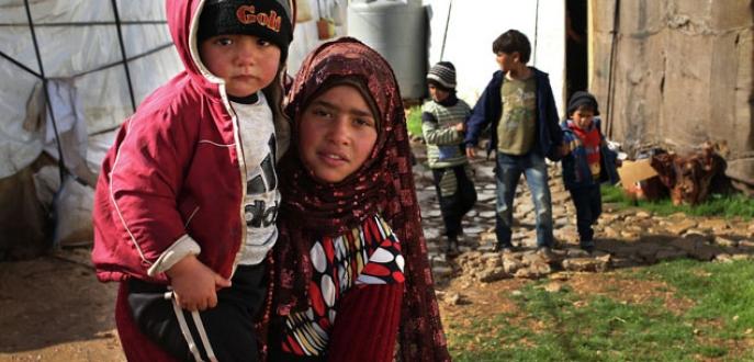 Suriye'den kaçanlara Lübnan'dan vize