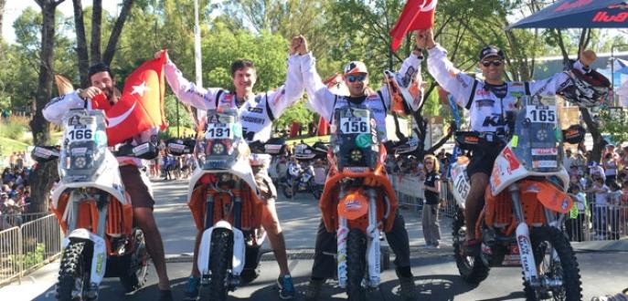 Dakar rallisi start aldı