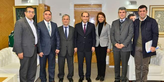 Uludağ Üniversitesi'nden Yıldırım'a tam destek!