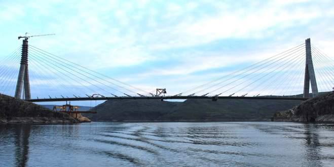 Türkiye'nin 3. büyük köprüsü