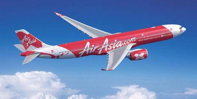Endonezya'da düşen uçakla ilgili flaş gelişme!