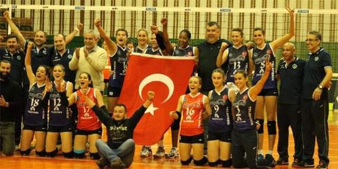 Bursa Büyükşehir'in Obrita maçları Bursa'da