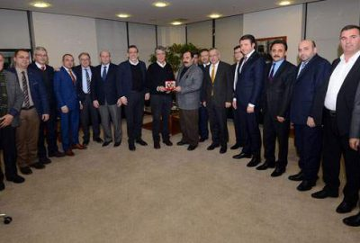 Daha güçlü bir Bursa için işbirliği arayışı