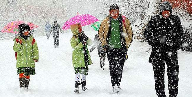 İstanbul Valiliği'nden kar tatili açıklaması!