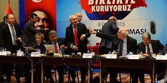Kılıçdaroğlu'na şok saldırı!