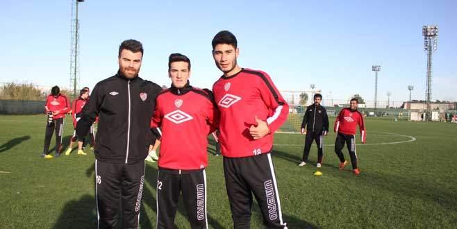 3.lig rotasını Antalya'da çiziyor