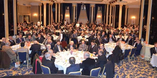 AK Parti il delegeleri kongre öncesi buluştu