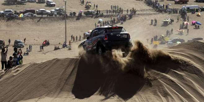 Dakar'da heyecan sürüyor
