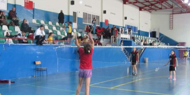 Badminton'da Kestel'in gururu oldular
