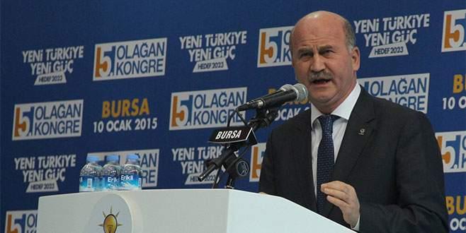 Ak Parti Bursa'da işte Cemalettin Torun'un yeni yönetimi