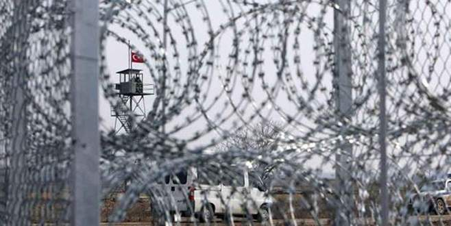 Irak sınırına dört kapı