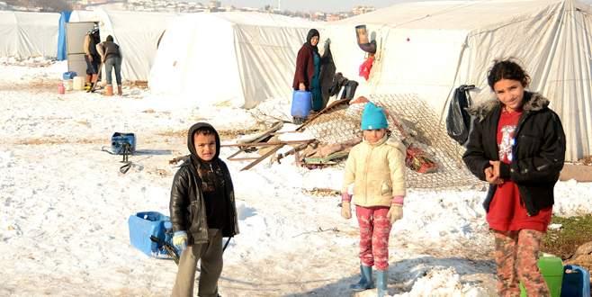 Suriyeli sığınmacılara belediyeden destek