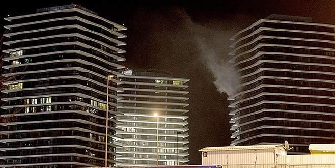 Zorlu Center'dan yangın açıklaması