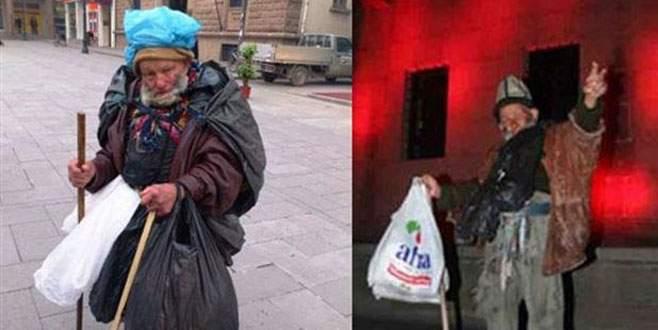 'Poşetli Dede'nin parası mirasçılara dağıtıldı