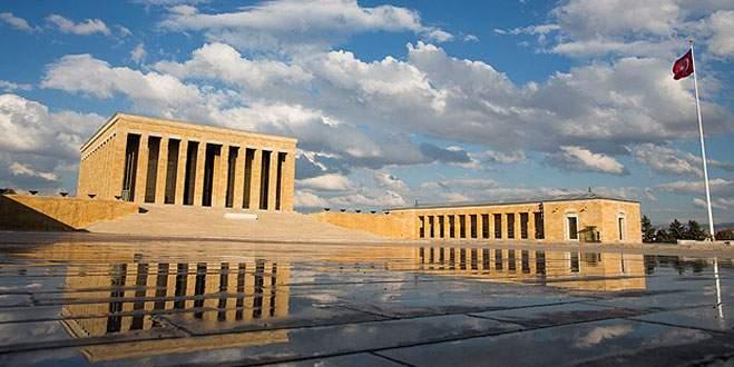 Anıtkabir tören alanında yenileme