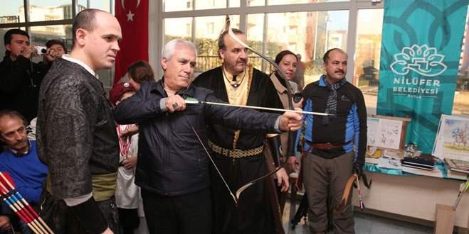 Türk okçuluğu Nilüfer'de canlanıyor