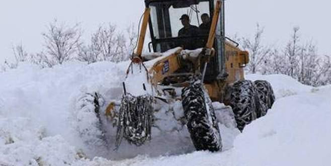 Şehirlerarası ulaşımda kar engeli kalktı!