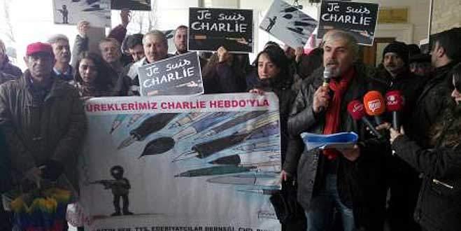 Fransa katliamını kınadılar