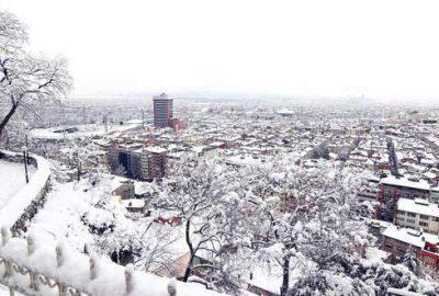 Bursa'da kartpostallık fotoğraflar