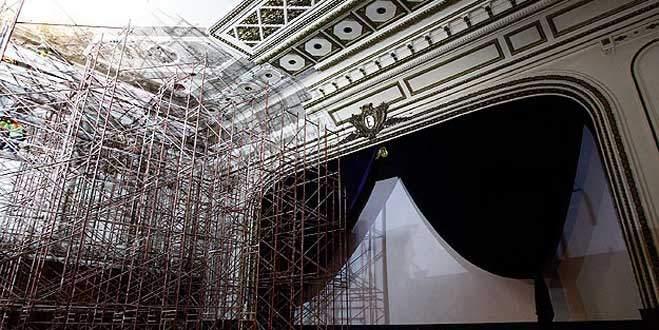 Emek Sineması inşaatına durdurma kararı