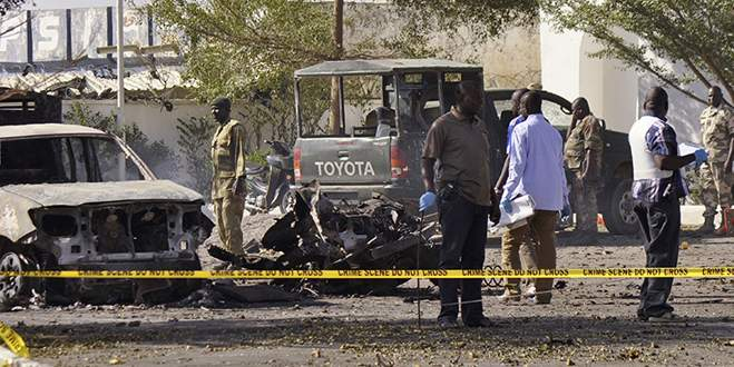 Boko Haram'a darbe: 143 ölü