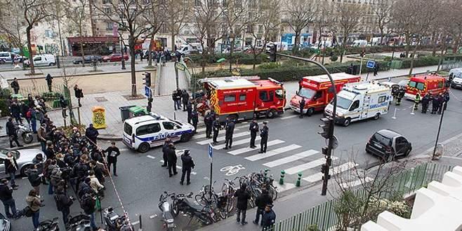 Paris katliamını o örgüt üstlendi!