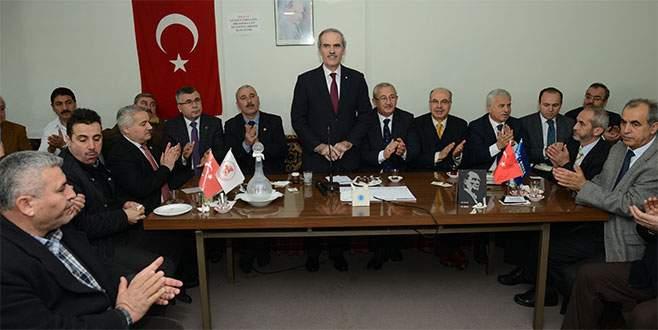 'Osmangazi huzurluysa Bursa da huzurlu'