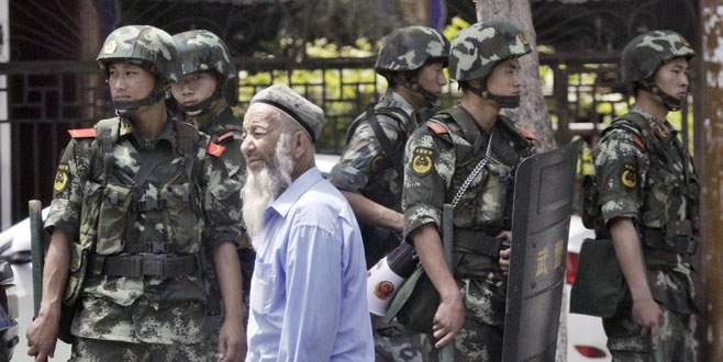 Çin'de 10 Türk gözaltına alındı