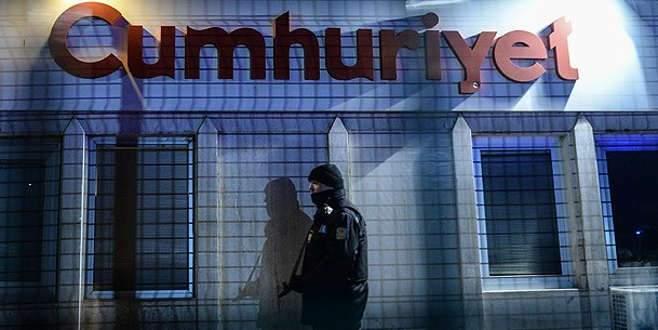 Cumhuriyet Gazetesi'ne soruşturma
