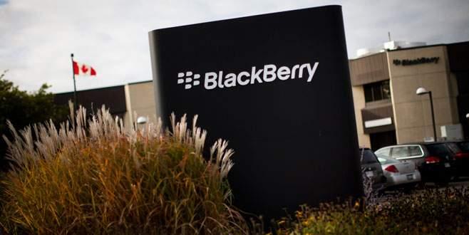 Blackberry'den yalanlama