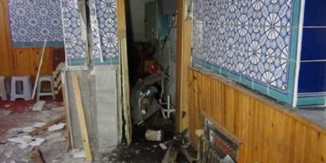 Ankara'da camide patlama: 1 ölü, 3 yaralı