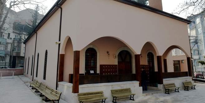 Büyükşehir 120 yıllık camiyi yeniledi