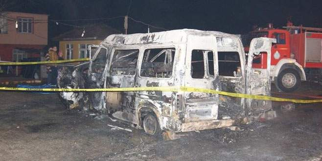 Otomobilin LPG tankı patladı: 6 ölü