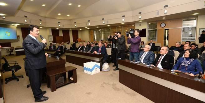 Osmangazi Belediyesi rol model oluyor