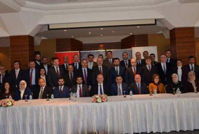 AK Parti Bursa İl Yürütme Kurulu belirlendi