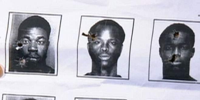 'Vurun siyahilere'