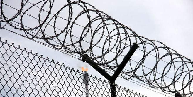 Cezaevi karıştı: 11 yaralı