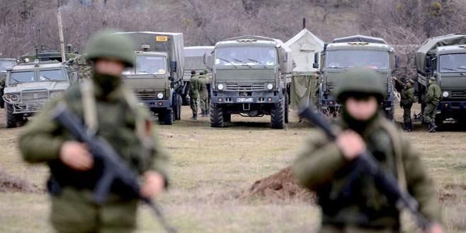Ukrayna'dan saldırı emri