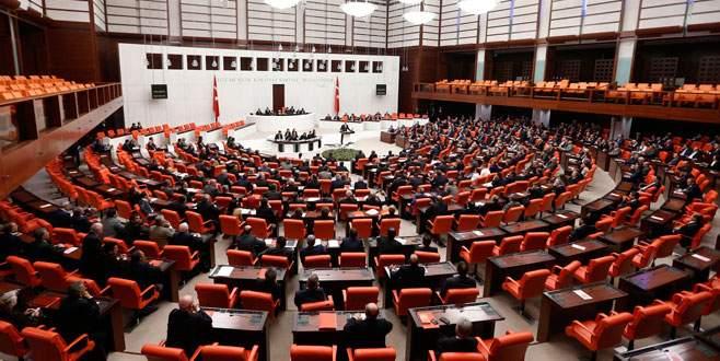 Genel Kurul'da Yüce Divan oylaması