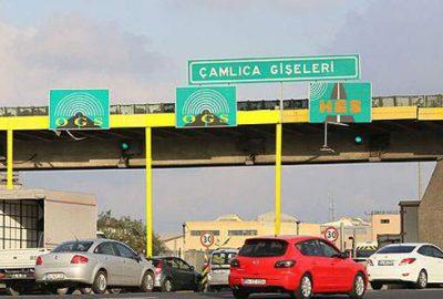 Köprü ve otoyollardan 854 milyon liralık gelir