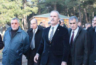 Atatürk Kent Ormanı sil baştan