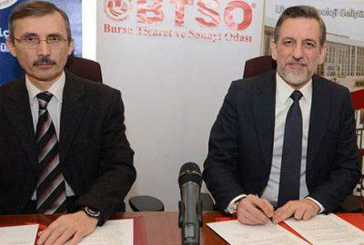 Bursa'da üniversite-sanayi işbirliği güçleniyor