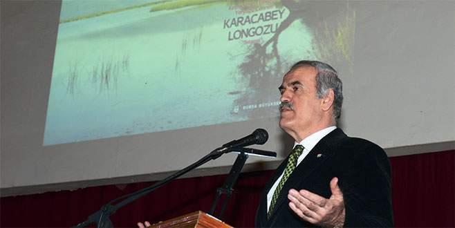 Karacabey Longozu dünyaya tanıtılıyor