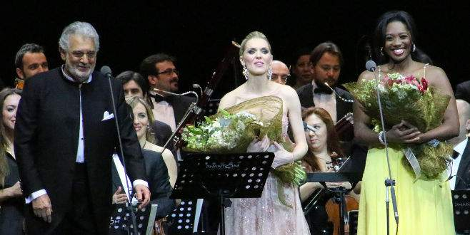 'İspanyol Tenor'dan müzik ziyafeti