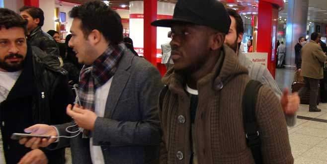 Beşiktaş'ın transferi İstanbul'a geldi