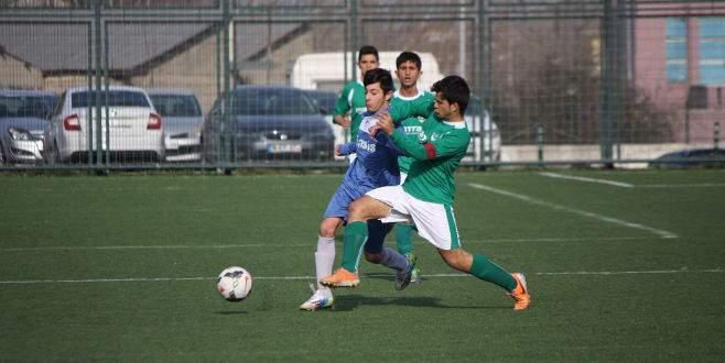 Yeşil Bursa'ya Atıcılar çelmesi: 3-3