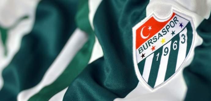 Bursaspor'da bir ayrılık daha!