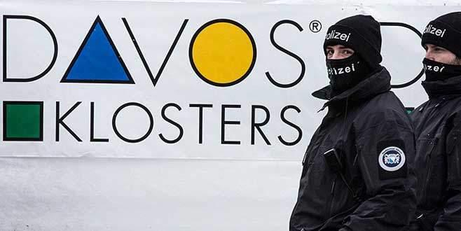 Davos'ta sıkı güvenlik önlemleri alındı